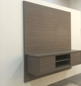 fitted tv units